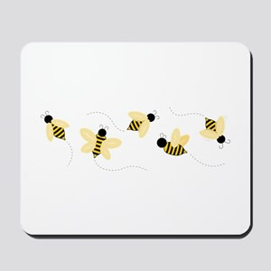 Bumble Bees Mousepad