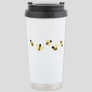 Bumble Bees Travel Mug