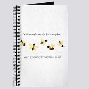 Baby Bumble Bee Journal