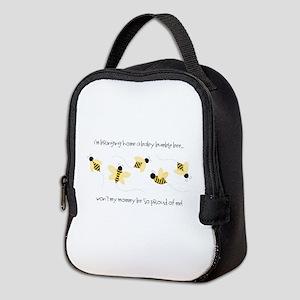 Baby Bumble Bee Neoprene Lunch Bag