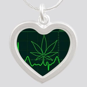 Canna Heartbeat Necklaces