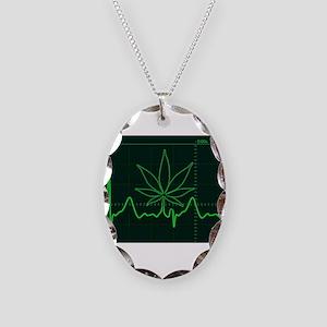 Canna Heartbeat Necklace