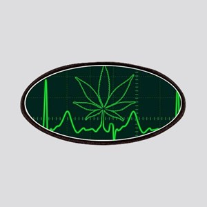 Canna Heartbeat Patches