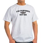 USS HAWKBILL Light T-Shirt