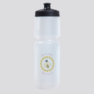 Don't Worry Sports Bottle