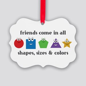 Learning Friends Ornament