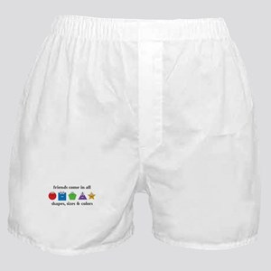 Learning Friends Boxer Shorts