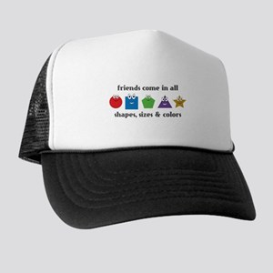 Learning Friends Trucker Hat