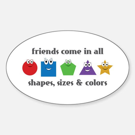 Learning Friends Decal