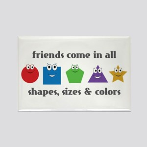 Learning Friends Magnets