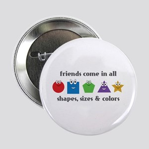 "Learning Friends 2.25"" Button"