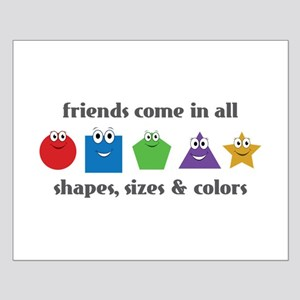 Learning Friends Posters