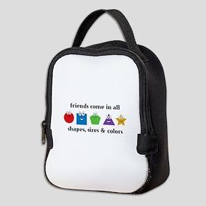 Learning Friends Neoprene Lunch Bag