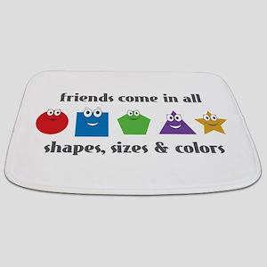 Learning Friends Bathmat