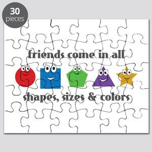 Learning Friends Puzzle