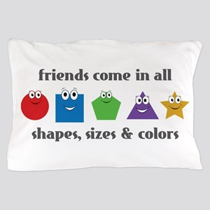 Learning Friends Pillow Case