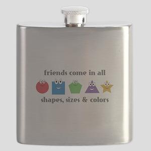 Learning Friends Flask