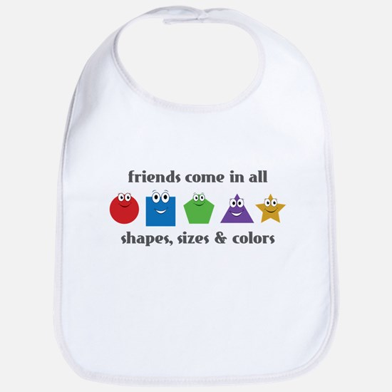 Learning Friends Bib