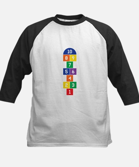 Hopscotch Game Baseball Jersey