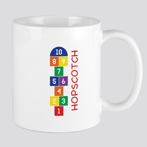 Hopscotch Play Mugs