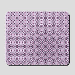Elegant Abstract Pattern Mousepad
