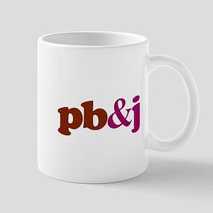 pb and j Mugs