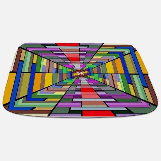 Abstract Depth Bathmat