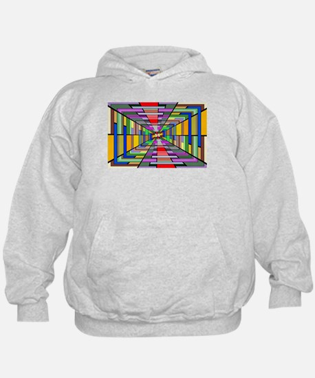 Abstract Depth Hoodie