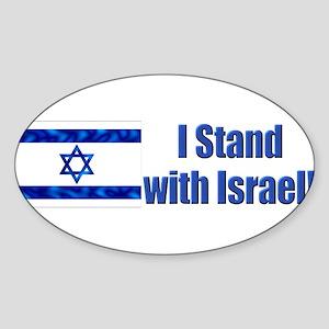 I Stand bumper best Sticker