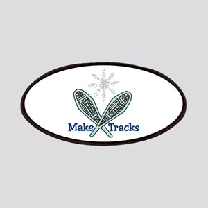 Make Tracks Patches