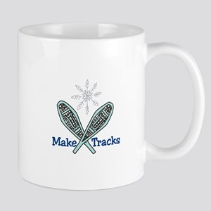 Make Tracks Mugs