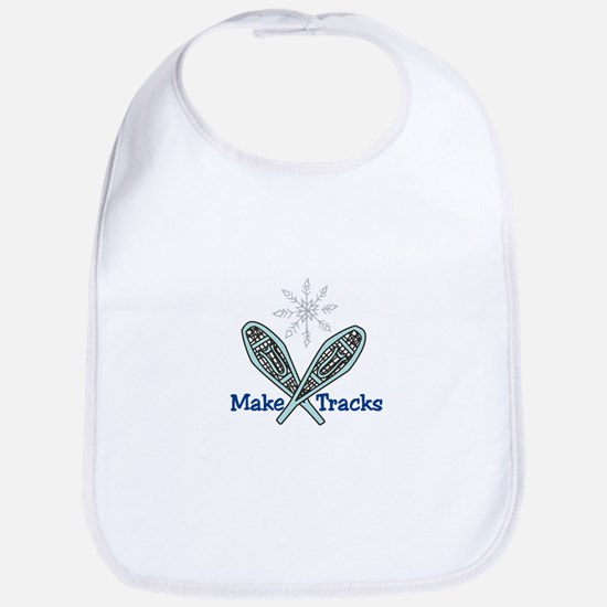 Make Tracks Bib