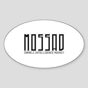 Mossad - Israeli Intelligence Agency Sticker