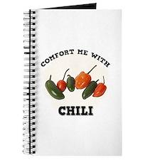 Comfort Chili Journal