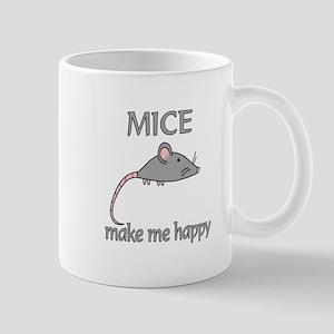 Mice Happy Mug