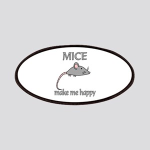 Mice Happy Patches