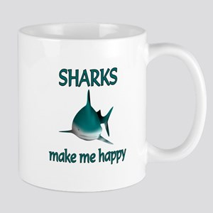 Shark Happy Mug
