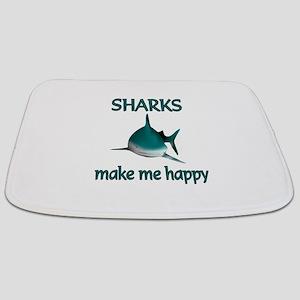 Shark Happy Bathmat