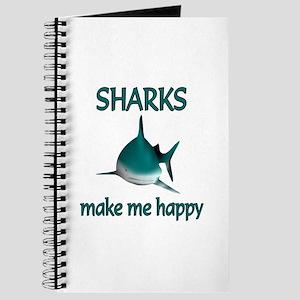 Shark Happy Journal