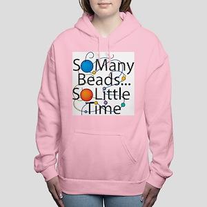 3-so_many_beads_new Women's Hooded Sweatshirt