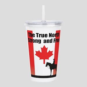 Oh Canada Acrylic Double-wall Tumbler