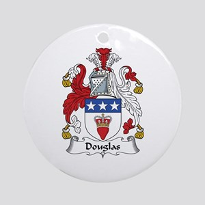 Douglas Ornament (Round)