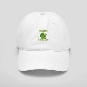 Turtle Happy Cap
