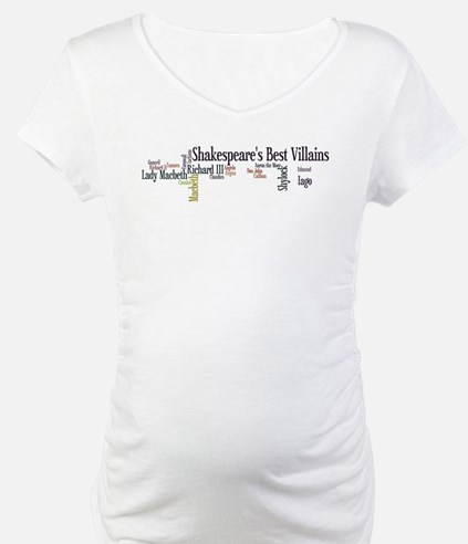 Shakespeare's Best Villains Shirt