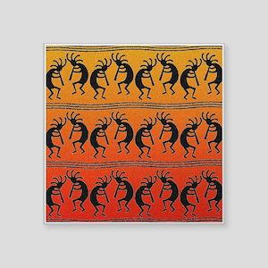 Southwest Kokopelli Pattern Sticker