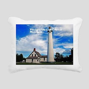 Presque Isle Rectangular Canvas Pillow