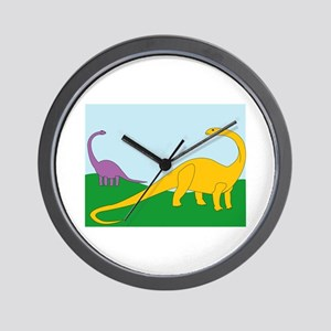 Dinos Wall Clock