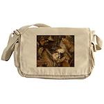 Woodland Floor - Messenger Bag