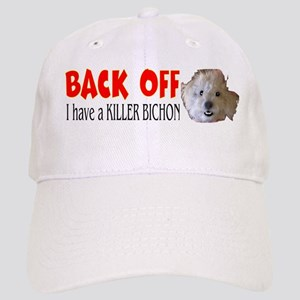 Cap - Back OFF I have a Killer Bichon!