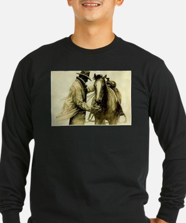 Saddle Up Long Sleeve T-Shirt